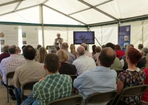 Ralph speech and attendees web