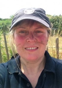 Karen loves her job as Crossness Nature Reserve Site Manager, and strenuously refutes scurrilous rumours that she has time to just sit around in a deckchair soaking up the sun and watching rare birds drift by ……(no this isn't a mud-pack).