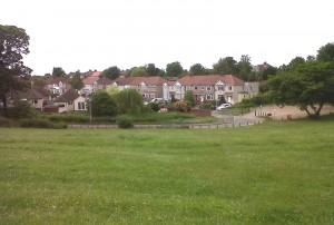 Bursted towards Swanbridge