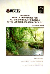 Kicked into the proverbial long grass .... Why has  Bexley Council still not approved the 2013 SINC review report and  recommendations over a year after publication?