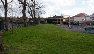 Old Manor Way playground