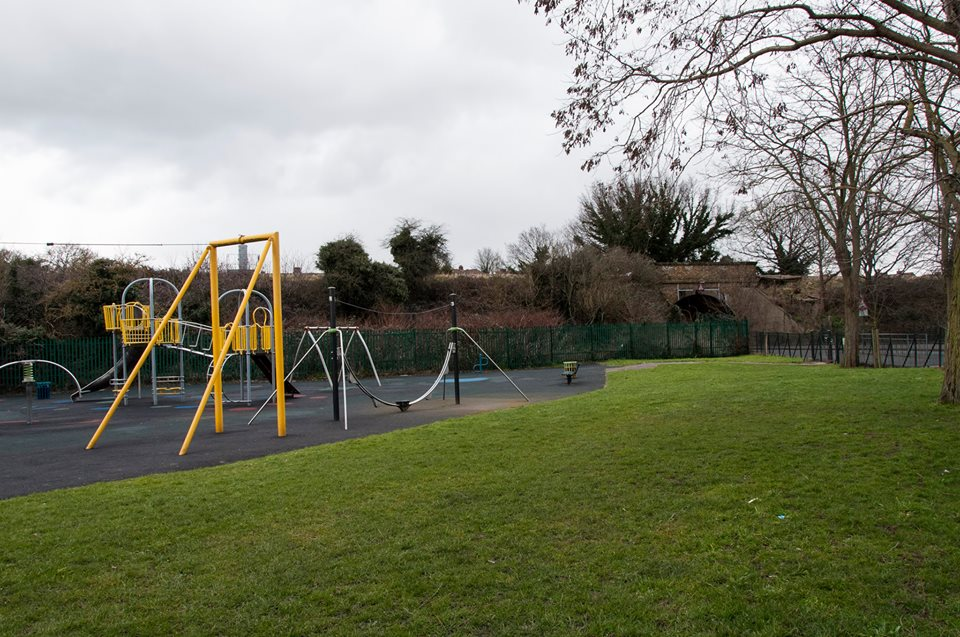 Old Manor Way playground