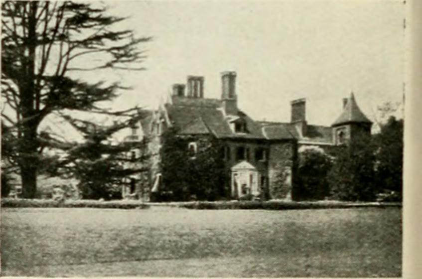 """Image from page 781 of """"Whitaker's peerage, baronetage, knightage, and companionage"""" (1897)"""