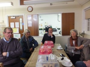 'Bexley Wildlife' social event attendees on October 14th.
