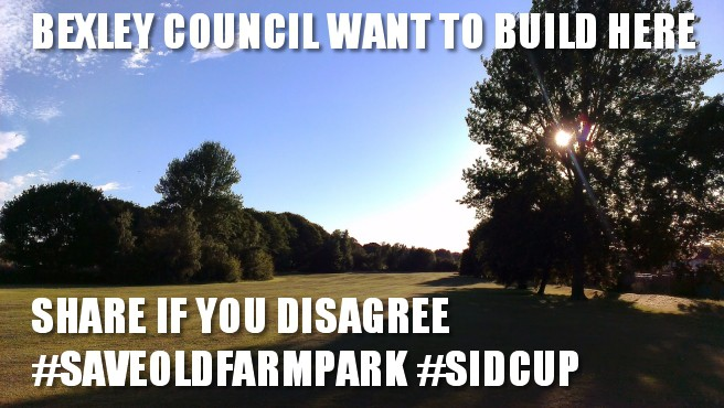Save Old Farm Park