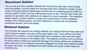 Great Crested Newts, Water Shrews? We think not. Overblown claims do not enhance credibility. And nor, now, do statements about the importance of mosaic habitat when your own survey admits a large area of it will be completely destroyed if your  planning application for the nearby Borax fields is approved .....  (Photo: Chris Rose)